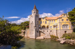 Palace of Cascais Stock Photo