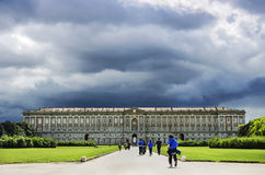 Palace of Caserta Royalty Free Stock Images