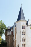 Palace in Castle of the Dukes of Brittany, Nantes Royalty Free Stock Photos