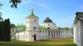 Palace of 19 centuries. Stock Photo