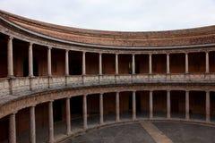 The Palace of Charles V Royalty Free Stock Photo