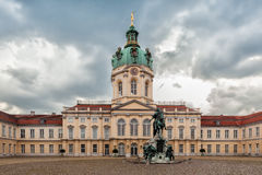Palace Charlottenburg Royalty Free Stock Photos