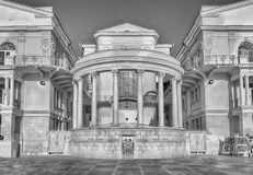 Palace of Children and Youth Creativity, landmark in Sevastopol, Royalty Free Stock Image
