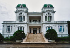 Palace in Cienfuegos city, Cuba Stock Image