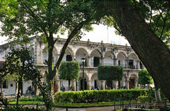 Palace of the City Council (Town Hall), Antigua Guatemala Royalty Free Stock Images