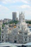 Palace of Communication, Madrid, Spain Stock Images