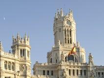 Palace of Communications, Madrid Stock Image