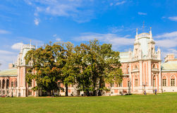 The palace complex. Museum-Reserve Tsaritsyno Stock Photos