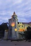 Palace Condes de Castro Guimaraes, Cascais Royalty Free Stock Images