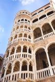 Palace Contarini del Bovolo,威尼斯,意大利 免版税库存照片