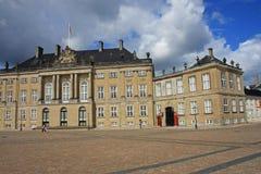 Palace, Copenhagen Stock Image