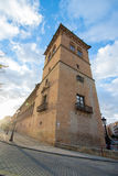 Palace of the Counts of Gomara. Soria Royalty Free Stock Photos