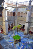 Palace Courtyard Royalty Free Stock Image