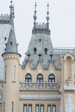Palace of Culture, Iasi, Romania Royalty Free Stock Image
