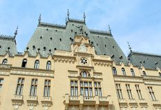 The Palace of Culture royalty free stock photography