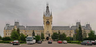 Palace of Culture from Iasi, Romania Stock Photo