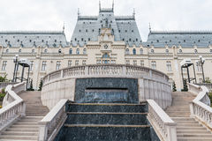 Palace of Culture IASI , Romania Royalty Free Stock Photography