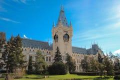 Palace of Culture, Iasi, Romania Stock Photos