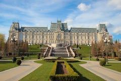 Palace of Culture, Iasi, Romania Royalty Free Stock Photo