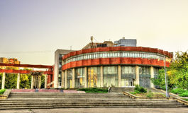 Palace of Culture of Railway workers in Chisinau Stock Photography