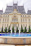 Palace of Culture from Iasi, Romania Royalty Free Stock Image