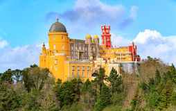 Palace da Pena Stock Photography