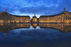 Palace de la bourse Royalty Free Stock Photography
