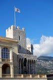 Palace de Monte Carlo de príncipe Fotos de archivo
