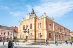 Palace de obispo imagen de archivo libre de regalías