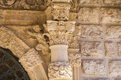 Palace Della Marra. Barletta. Puglia. Italy. Stock Photography