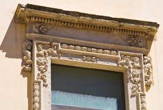 Palace Della Marra. Barletta. Puglia. Italy. Stock Photos