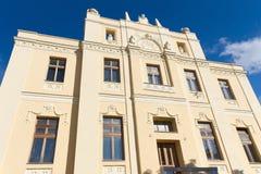 Palace des Bishops in Mostar, Bosnien-Herzegowina Lizenzfreie Stockfotografie
