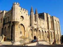 Palace des Papstes Lizenzfreie Stockbilder