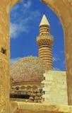 Palace of Dogubayazit no.1 Royalty Free Stock Photo