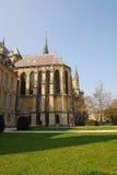Palace du tau. France construction palace du tau Royalty Free Stock Image