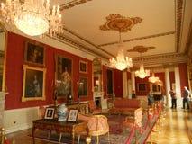 Palace of Dublin, Ireland. Interiors. stock photography
