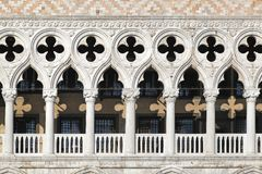 Palace Ducale Venice Stock Images