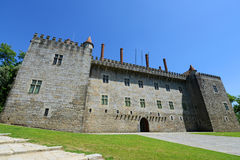 Palace of the Dukes of Braganza, Guimarães Royalty Free Stock Image