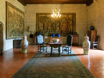 Ducal Palace of Braganca in Guimaraes Stock Photo