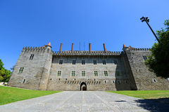 Palace of the Dukes of Braganza, Guimarães, Portugal Stock Photo