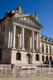 The Palace of dukes of Burgundy in Dijon, France Royalty Free Stock Images