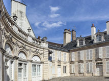 Palace of Dukes of Burgundy (Palais des ducs de Bourgogne) in Di Royalty Free Stock Image