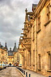 Palace of the Dukes of Lorraine in Nancy Royalty Free Stock Image