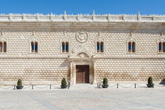 Palace of the Dukes of Medinaceli Royalty Free Stock Image
