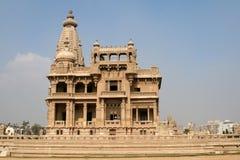 Palace - Egipto de barón Imágenes de archivo libres de regalías