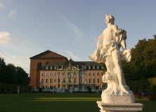Palace of the Elector. The Palace of the Elector in Trier, Germany stock photos