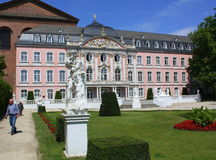 Palace of the Elector Stock Photography