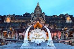 Palace of the elephants, Phuket, Thailand Stock Photo