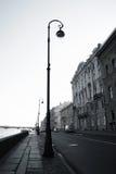 Palace Embankment Stock Photo