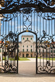 Palace Entrance Royalty Free Stock Image